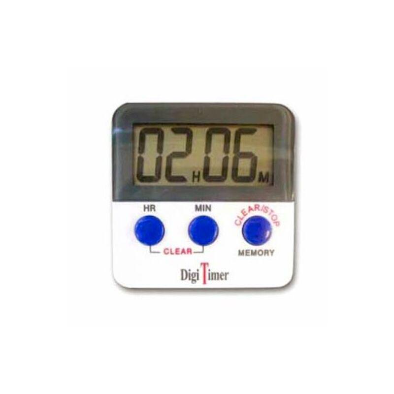 Minuteur digital chronomètre carré