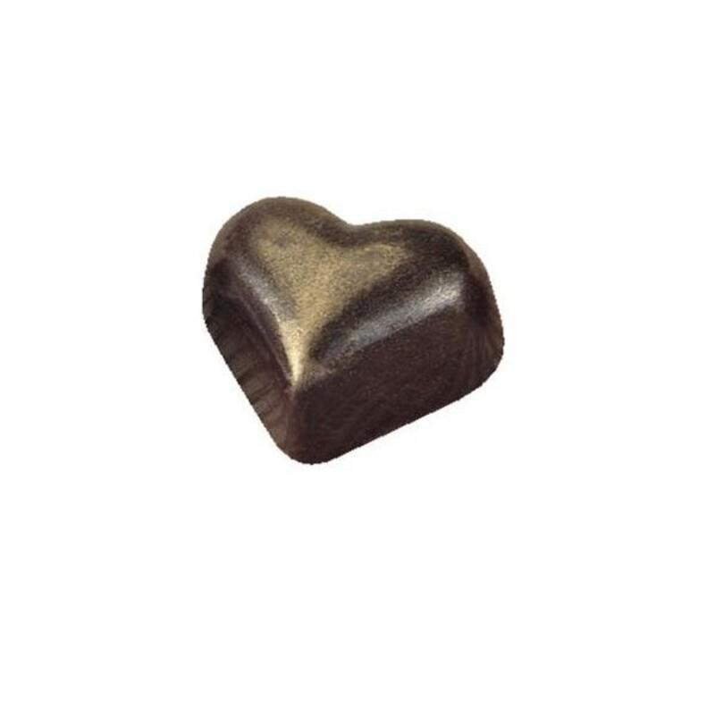 Moule chocolat pralinés Coeurs