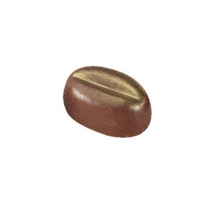 Moule chocolat pralinés grains de café