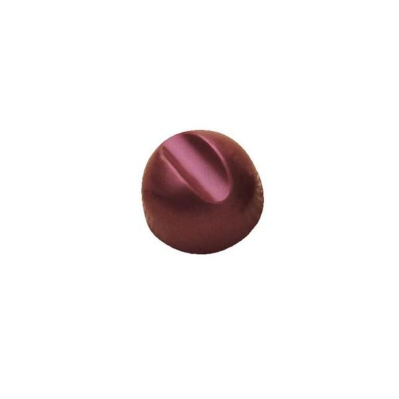 Moule chocolat pralinés sphères creusés