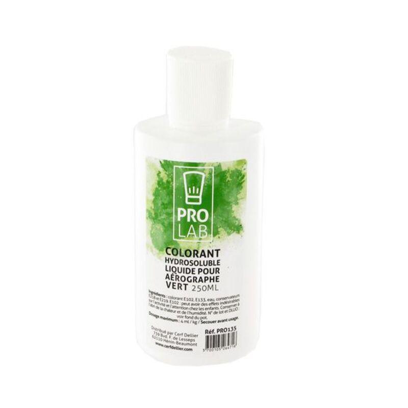 Colorant alimentaire Vert 250 ml