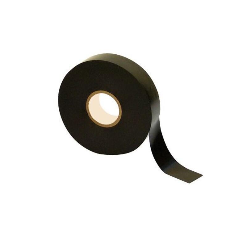 Ruban satin noir Gatodéco 25 mm (5 m)