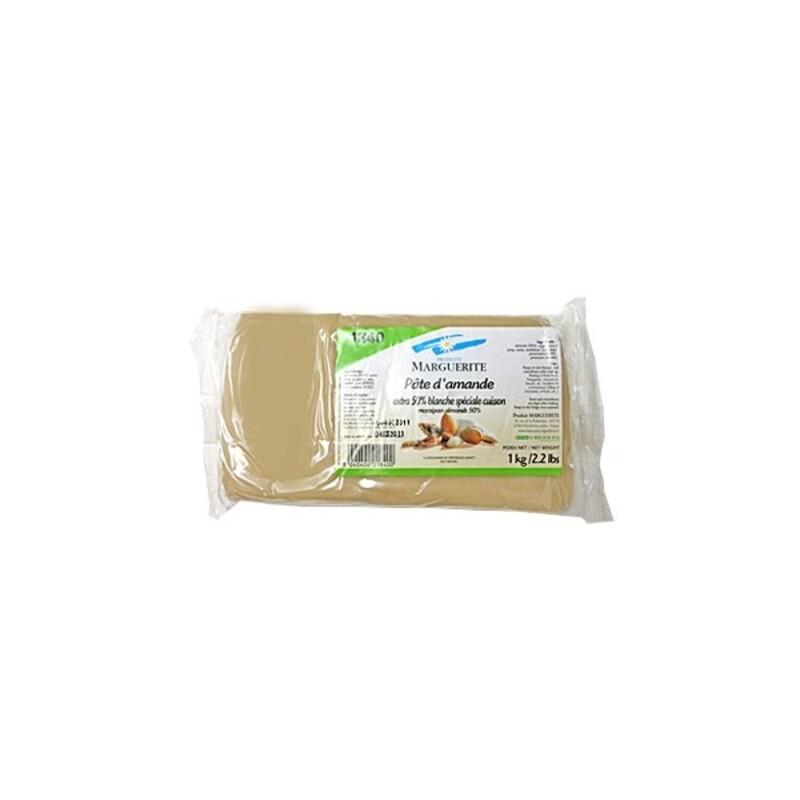 Pâte d'amande blanche spéciale cuisson 1 kg