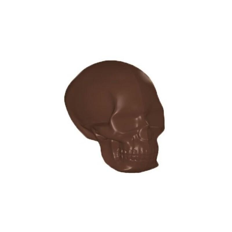 Moule chocolat Crâne
