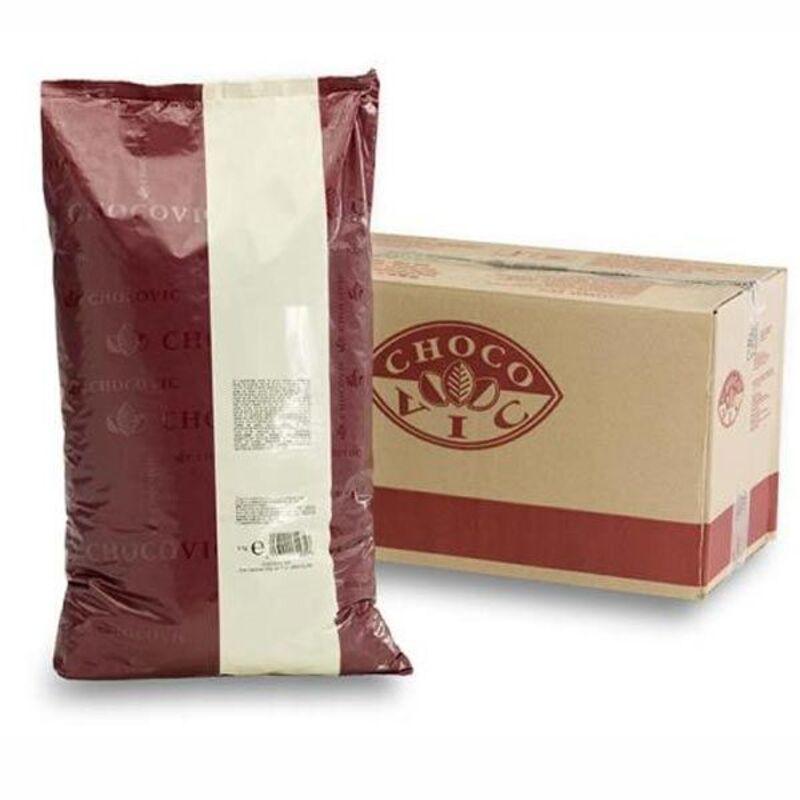 Chocolat de couverture Blanc Istak Chocovic 5 kg