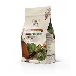 Chocolat de Couverture au lait origine Papouasie 2,5 Kg