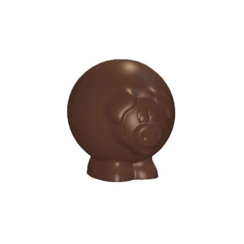 Moule chocolat cochon