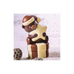 Moule chocolat tendre ourson 3D