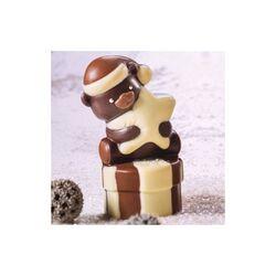 Moule chocolat ourson étoile 3D