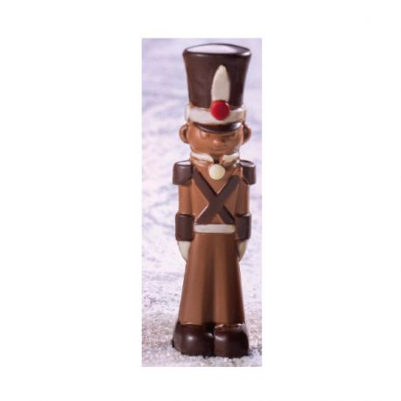 Moule chocolat soldat 3D