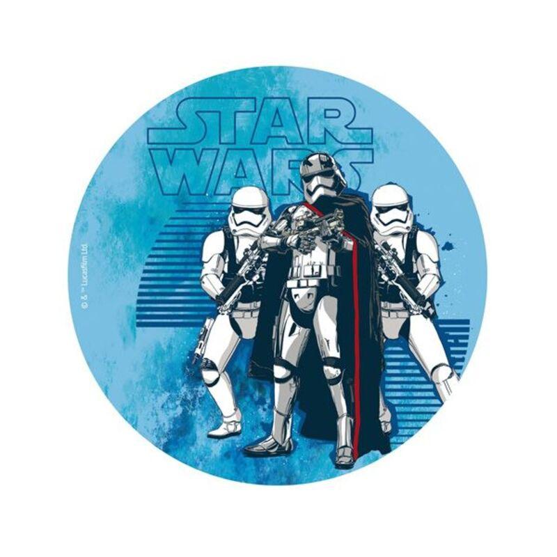 Disque sucre Star Wars 16 cm
