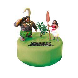 Kit Décor gâteau Princesse des Océans
