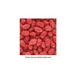 Pralines roses aux amandes entières 1 Kg