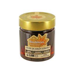 Gelée de sirop d'érable biologique 275 g