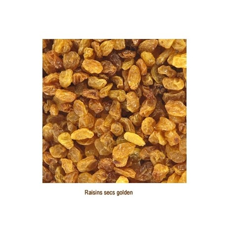 Raisins secs blonds golden 1 Kg