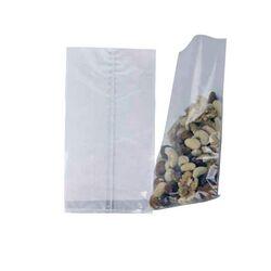 Sachets polypropylène neutres fond plat (x100)