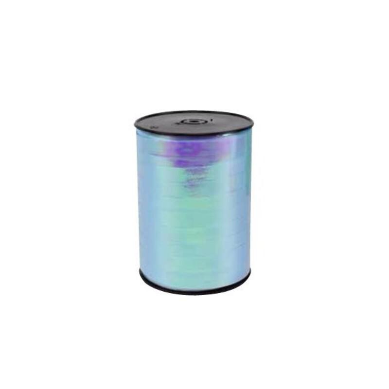 Bolduc bleu irisé 10mm (228 m)
