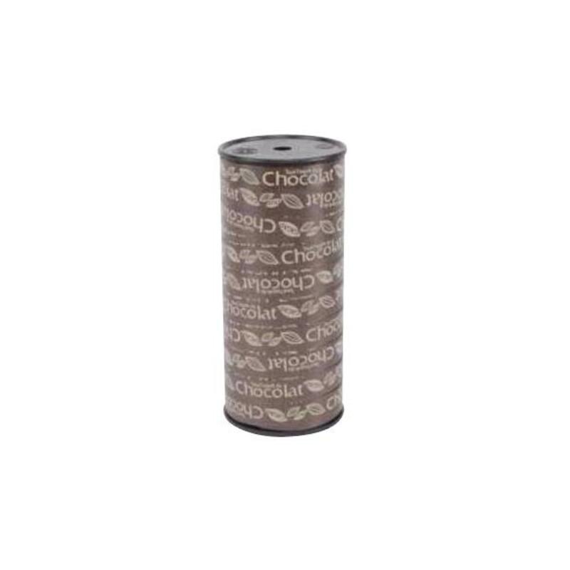 Bolduc Cacao Chocolat 10 mm (100 m)