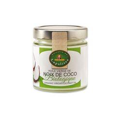 Huile vierge de noix de coco biologique 300 ml