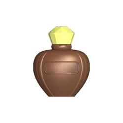 Moule chocolat flacon de parfum