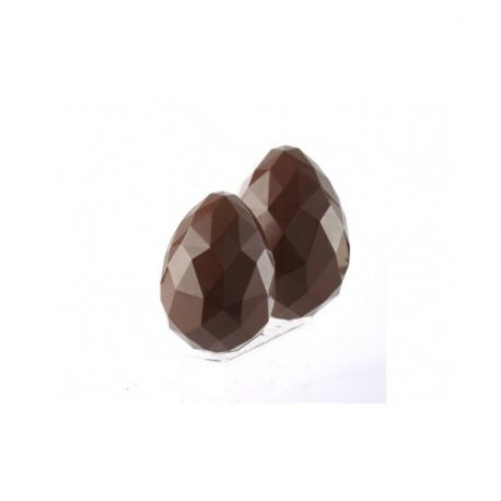 Moule chocolat oeuf origami 15 cm