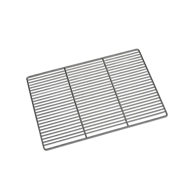 Grille A Patisserie Inox Plate 60 X 40 Cm Cerf Dellier