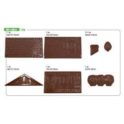 Moule chocolat PVC maison