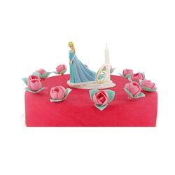 Kit bougie Elsa La Reine des Neiges
