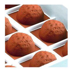Moule silicone 24 pâtes de fruits framboises