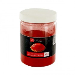 Colorant alimentaire liposoluble poudre rouge 40 g