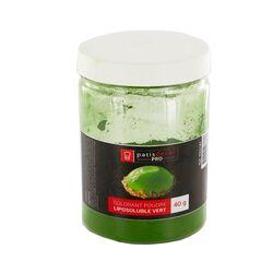 Colorant alimentaire liposoluble poudre vert 40 g