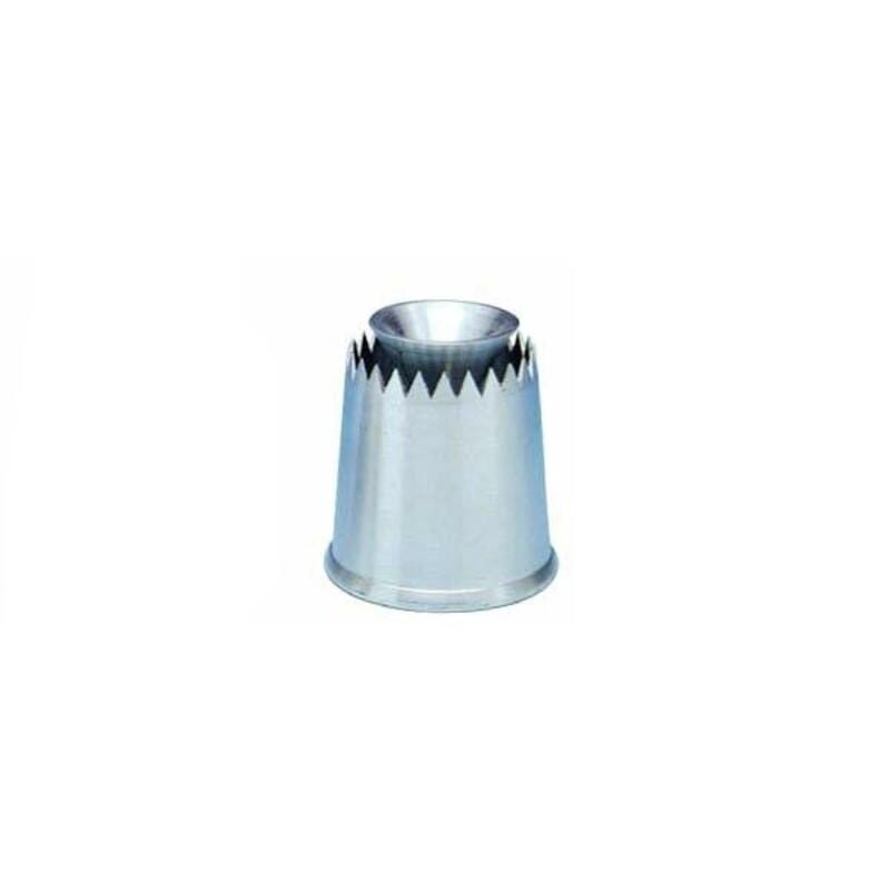 Douille sultane aluminium haute