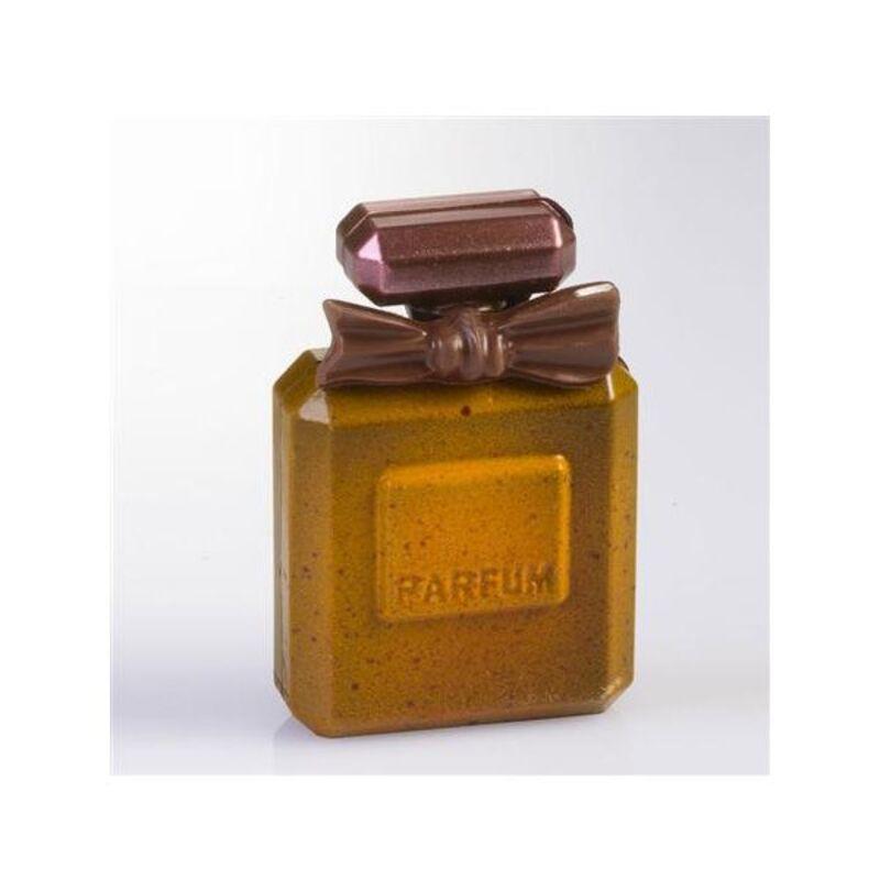 Moule chocolat bouteille de parfum