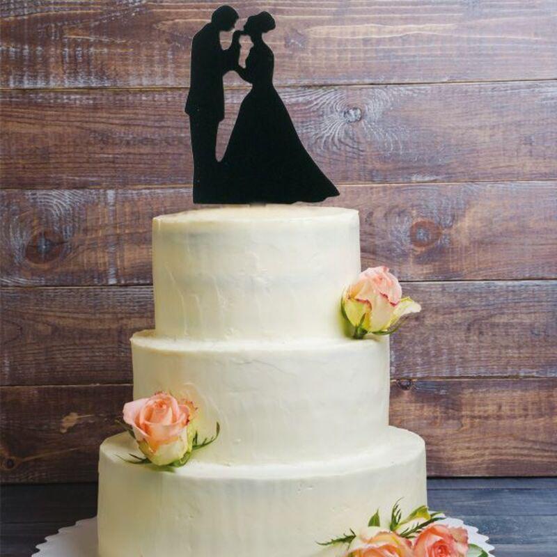 Cake Topper Couple