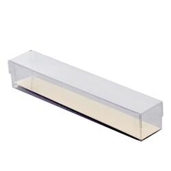 Réglette transparente 18 x 3 x 3 cm (x10)