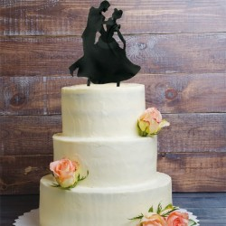Cake Topper Valse