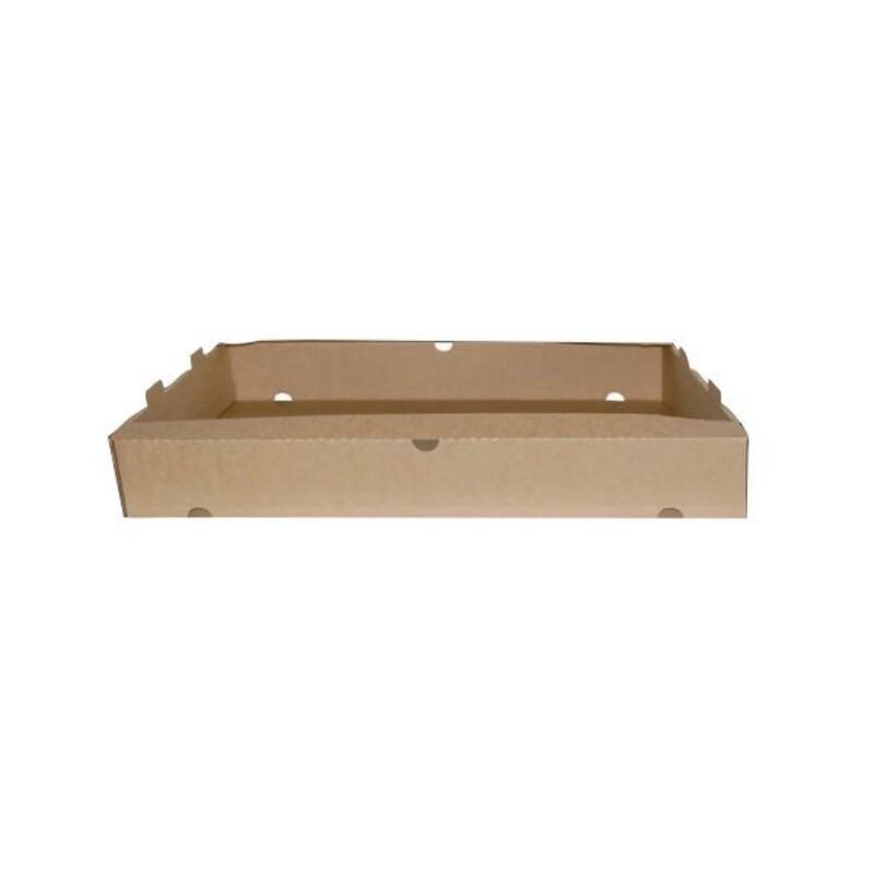 Plateaux de transport carton (x50)