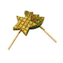Moule sucette chocolat sapin et étoile (x2)
