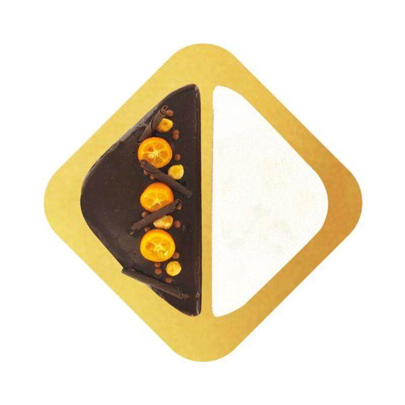 Cadre à patisserie modulable Twin 16 cm