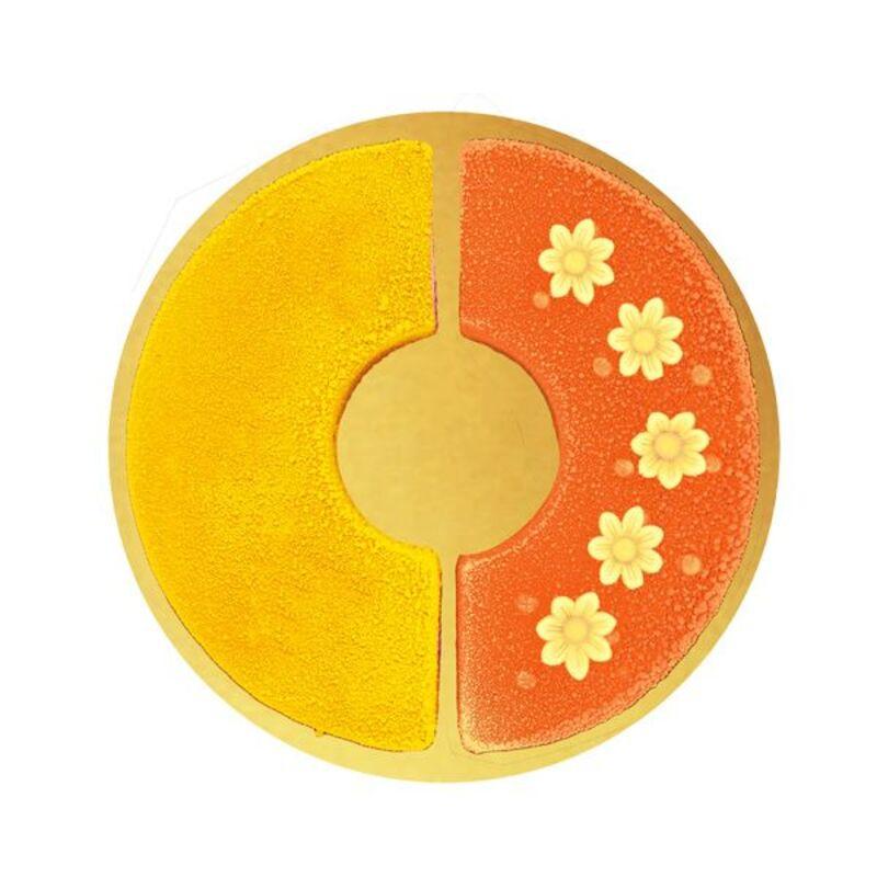 Cercle à patisserie modulable Duo 24 cm