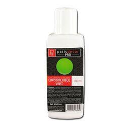 Colorant alimentaire liposoluble Vert 180 ml