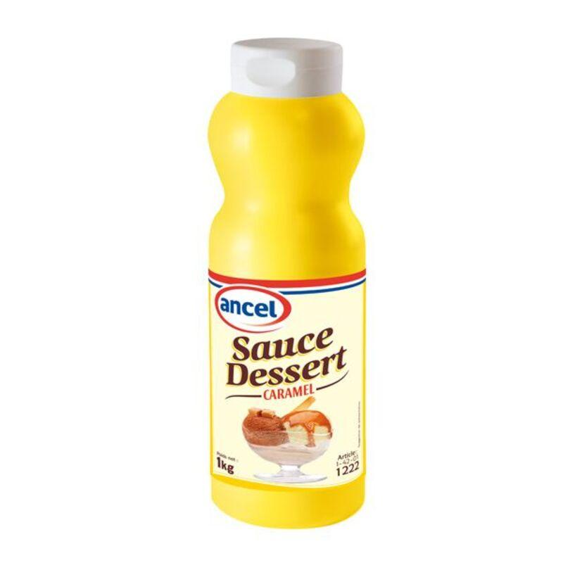 Sauce dessert Caramel Ancel 1 kg