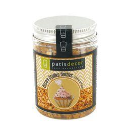 Décors comestibles Etoiles dorées (60 g)