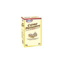 Crème Pâtissière à froid Premium Ancel (1 kg)