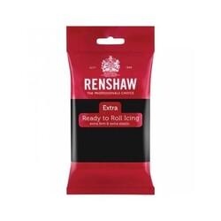 Pâte à sucre Renshaw Extra noire 250 g