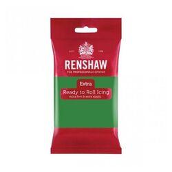 Pâte à sucre Renshaw Extra verte 250 g