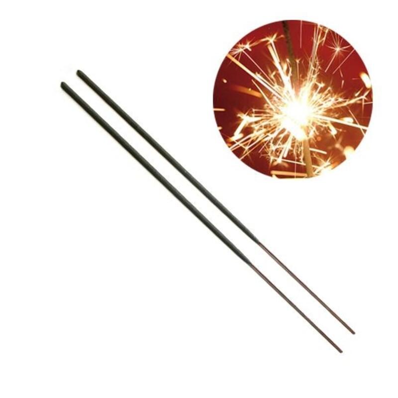 Cierge magique 40 cm durée 120' (x 10)