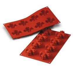 Moule silicone 8 croix occitanes 6,7 cm