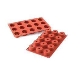 Moule silicone 15 rouleaux 4 cm