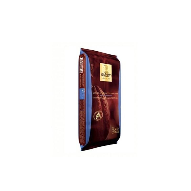 Chocolat de couverture noire Excellence 2,5 kg
